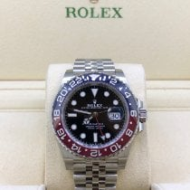 Rolex 126710BLRO Steel 2018 GMT-Master II 40mm pre-owned United Kingdom, Newcastle Upon Tyne