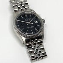 Rolex Datejust Steel 36mm Black No numerals United States of America, California