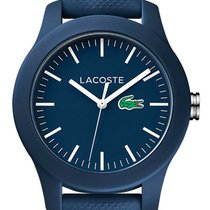 Lacoste Steel 38mm Quartz 2000955 new