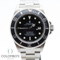 Rolex Sea-Dweller 4000 Acero 40mm Negro Sin cifras España, Granollers, colomboswatches.com