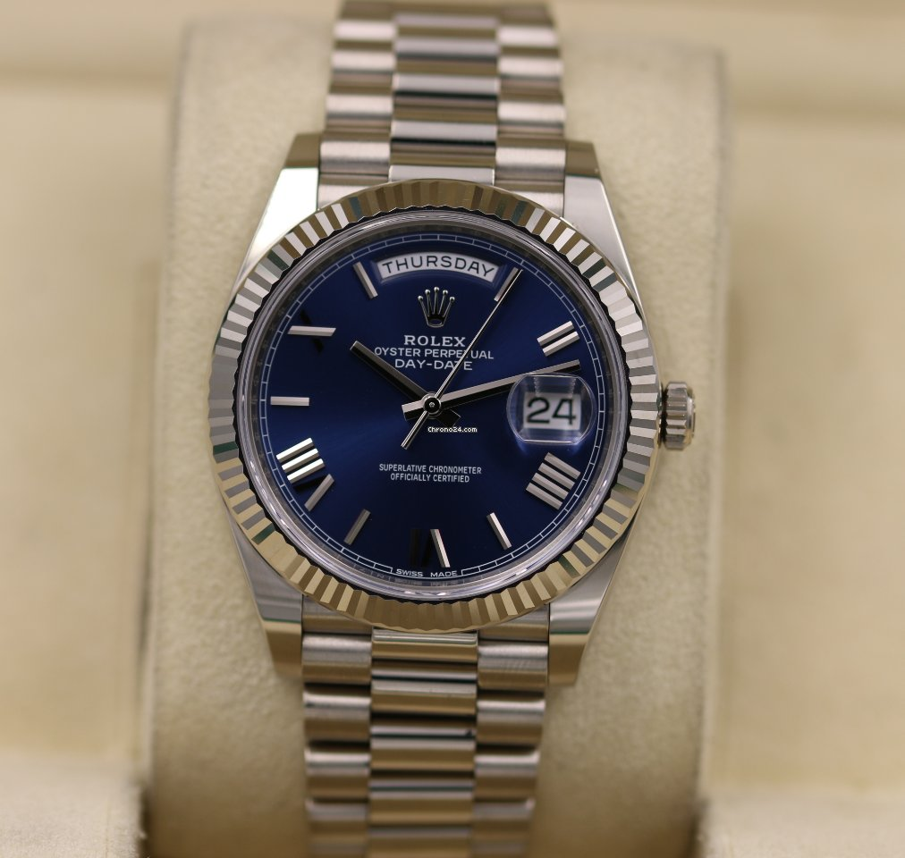 sito affidabile 4ac42 8b819 Rolex Day-Date 40