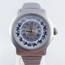 Esprit Steel 35mm Quartz pre-owned