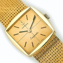 Omega De Ville Ladymatic Yellow gold Gold United Kingdom, London