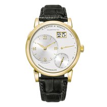 A. Lange & Söhne 101.021 Yellow gold Lange 1 38.5mm pre-owned United States of America, Connecticut, Greenwich