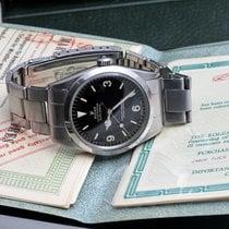 Rolex Explorer 1016 6610 1966 gebraucht