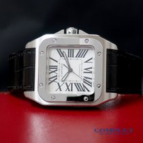 Cartier Steel Automatic W20106X8 pre-owned