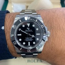 Rolex Submariner (No Date) 114060 2017 подержанные