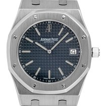 Audemars Piguet Royal Oak Jumbo Stahl 39mm Blau