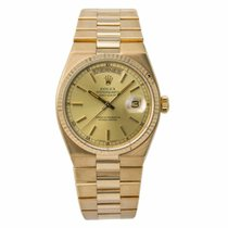 Rolex Day-Date Oysterquartz Yellow gold 36mm United States of America, New York, New York