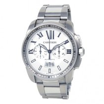 Cartier Steel 42mm Automatic W7100045 pre-owned United States of America, New York, New York