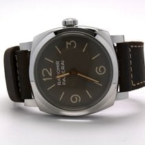 Panerai Special Editions Steel 47mm Brown Arabic numerals United States of America, Connecticut, Stamford