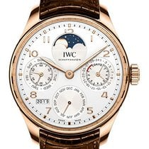 IWC Rose gold 44.2mm Automatic IW503302 new
