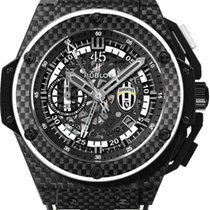 Hublot Carbon Automatic Black 48mm new King Power