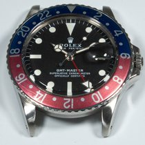 Rolex GMT-Master Steel 40mm Black No numerals United States of America, Georgia, ATLANTA