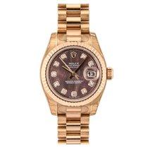 Rolex Lady-Datejust 179175 2018 nuevo