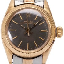 Rolex 6619 Yellow gold 1972 Oyster Perpetual 26mm pre-owned
