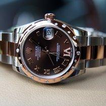 Rolex Or/Acier Remontage automatique 178341 nouveau