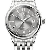 Maurice Lacroix Les Classique Date, Silver Index Grey Dial,...