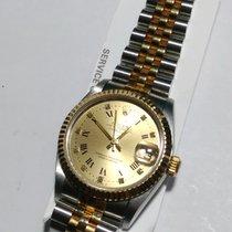 Rolex Lady-Datejust Gold/Steel