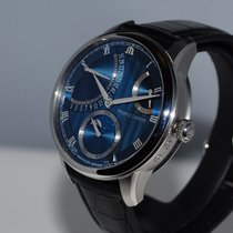 Maurice Lacroix Masterpiece Staal 43mm Blauw Romeins Nederland, Vught