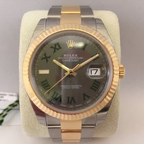 Rolex Datejust steel/gold 126333