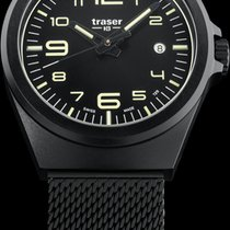Traser P59 Essential M Black, Milanese 2019 new