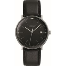 Junghans max bill Automatic 027/4701.00 JUNGHANS MAX BILL AUTOMATIC nero data new