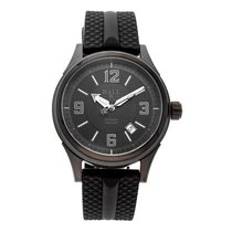 Ball 43mm Automatic pre-owned Fireman Racer Black