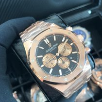 Audemars Piguet Royal Oak Chronograph new 2018 Automatic Chronograph Watch with original box and original papers 26331OR.OO.1220OR.02