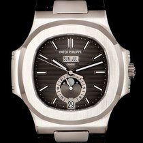 Patek Philippe Nautilus pre-owned 40.5mm Steel