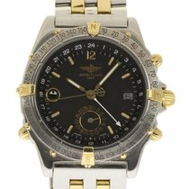 Breitling Duograph Steel 38mm Black United States of America, Florida, 33132