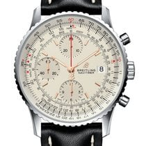Breitling A13324121G1X2 Steel 2019 Navitimer Heritage 41,00mm new