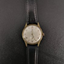 Perseo Steel Manual winding White 33mm pre-owned