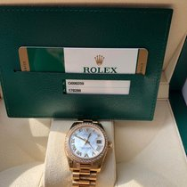 Rolex Datejust Or jaune 31mm Or Romain France, montpellier