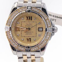 Breitling Cockpit Lady Gold/Steel 35mm Gold United States of America, Illinois, BUFFALO GROVE