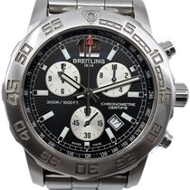 Breitling Colt Chronograph II Steel 44mm Black No numerals United States of America, Florida, Naples