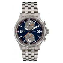 Sinn 756 / 757 new Automatic Chronograph Watch with original box and original papers 756.031 MB