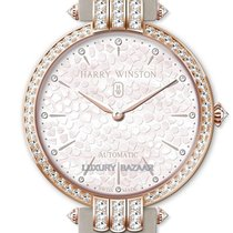Harry Winston Premier Rose gold 36mm United States of America, Pennsylvania, Southampton