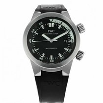 IWC Aquatimer Automatic Steel 42mm Black United States of America, Florida, Sarasota