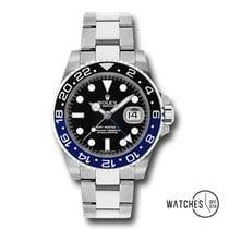 Rolex GMT-Master II 116710BLNR 2019 nouveau