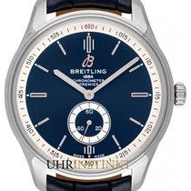 Breitling Stahl 40mm Blau Deutschland, Schwabach