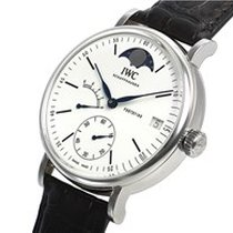 IWC Portofino Hand-Wound Steel 45,00mm White