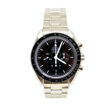 Omega Speedmaster Professional Moonwatch Acero 44mm Negro Sin cifras