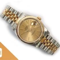 Rolex Acero y oro 36mm Automático 16233 usados