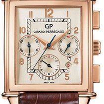 Girard Perregaux Vintage 1945 25840 pre-owned