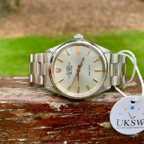 Rolex Air King Date Silver United Kingdom, NORTH WALES