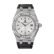 Audemars Piguet Steel 33mm Quartz 67651ST.ZZ.D002CR.01 pre-owned