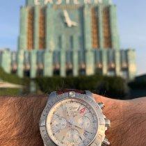 Breitling Chronomat 44 GMT AB042011/G745 gebraucht