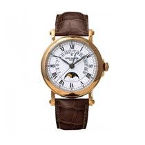 Patek Philippe Perpetual Calendar Rose gold 36mm White Roman numerals United Kingdom, London
