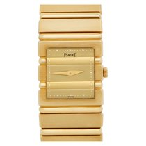 Piaget Polo Yellow gold 20mm Gold No numerals United States of America, Florida, Surfside